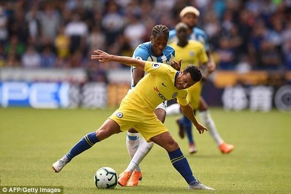 Thắng '3 sao' trận ra quân, Chelsea lên ngôi đầu Ngoại hạng Anh ảnh 9