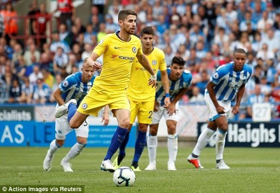 Thắng '3 sao' trận ra quân, Chelsea lên ngôi đầu Ngoại hạng Anh ảnh 12