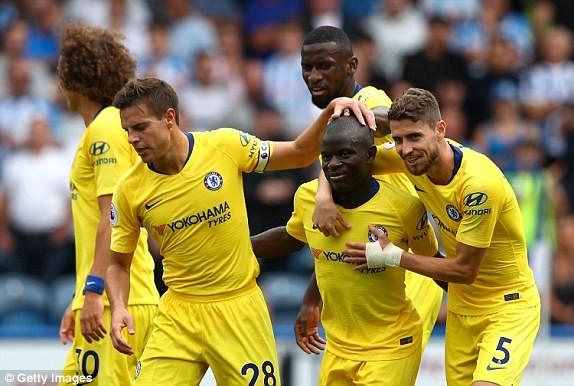 Thắng '3 sao' trận ra quân, Chelsea lên ngôi đầu Ngoại hạng Anh ảnh 11