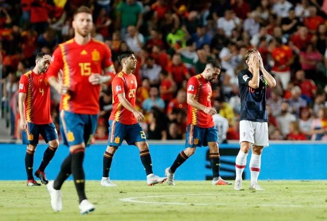Tây Ban Nha vùi dập Croatia 6 bàn không gỡ ảnh 1