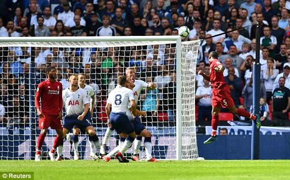 Tottenham vs Liverpool (1-2): Thuyền chìm tại bến ảnh 8