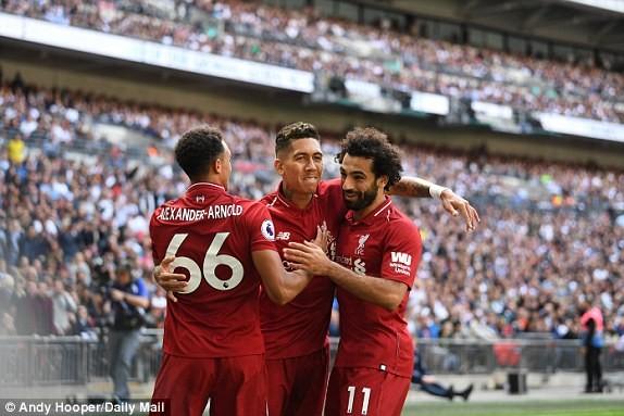 Tottenham vs Liverpool (1-2): Thuyền chìm tại bến ảnh 9