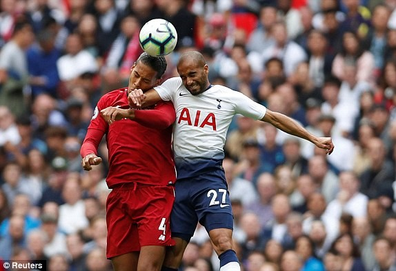 Tottenham vs Liverpool (1-2): Thuyền chìm tại bến ảnh 6
