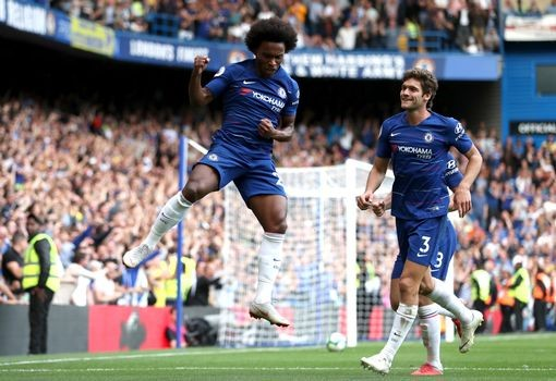 Kết quả vòng 5 Ngoại hạng Anh: Chelsea vượt mặt Liverpool ảnh 1