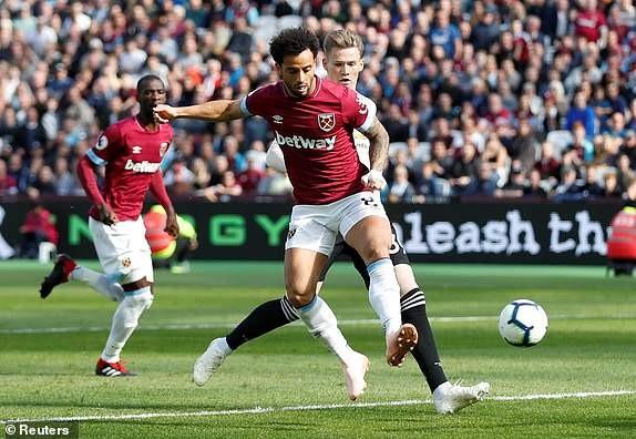 West Ham vs M.U (3-1): Quỷ đỏ sa lầy ảnh 6