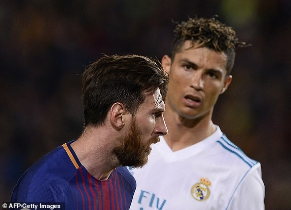Suarez lập hat-trick, Barcelona vùi dập Real Madrid ở Siêu kinh điển ảnh 1