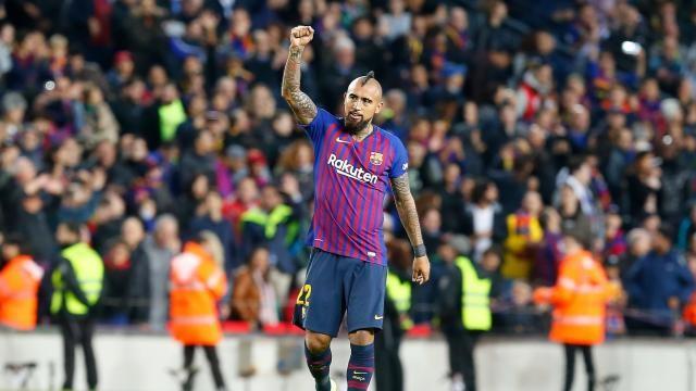 Suarez lập hat-trick, Barcelona vùi dập Real Madrid ở Siêu kinh điển ảnh 19