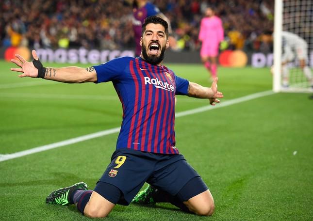 Messi lập cú đúp, Barcelona đặt một chân vào chung kết ảnh 24