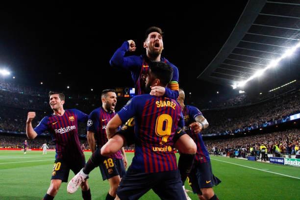 Messi lập cú đúp, Barcelona đặt một chân vào chung kết ảnh 29