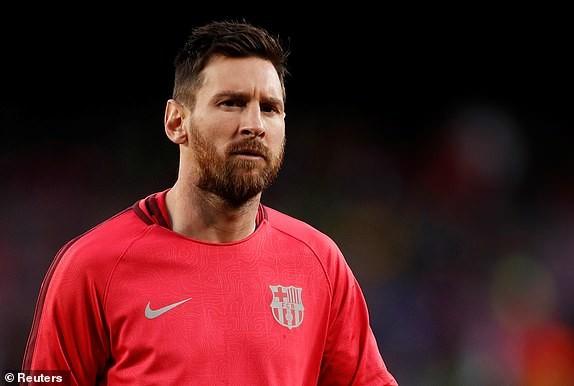 Messi lập cú đúp, Barcelona đặt một chân vào chung kết ảnh 12