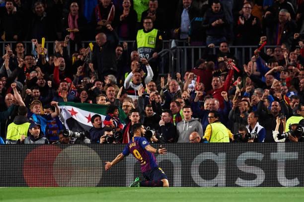 Messi lập cú đúp, Barcelona đặt một chân vào chung kết ảnh 23
