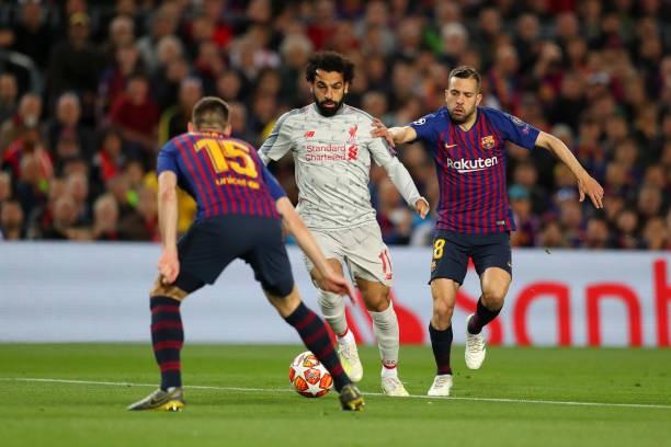 Messi lập cú đúp, Barcelona đặt một chân vào chung kết ảnh 16