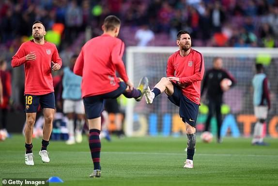 Messi lập cú đúp, Barcelona đặt một chân vào chung kết ảnh 13