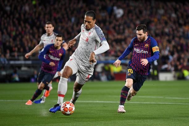 Messi lập cú đúp, Barcelona đặt một chân vào chung kết ảnh 17
