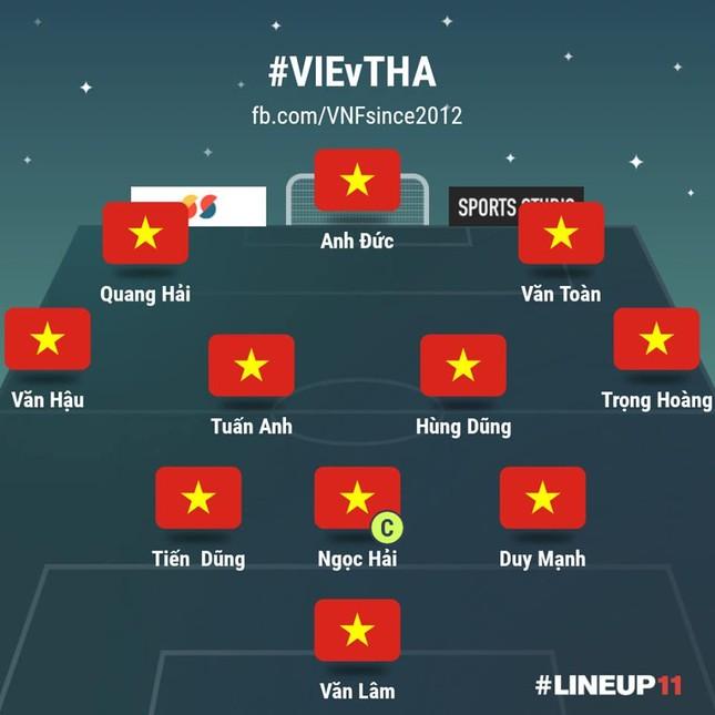 Anh Đức ghi bàn phút bù giờ, tuyển Việt Nam hạ Thái Lan vào chung kết King's Cup ảnh 4