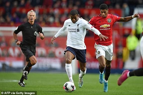 VAR 2 lần trợ giúp, M.U vẫn không thắng được Liverpool ảnh 9