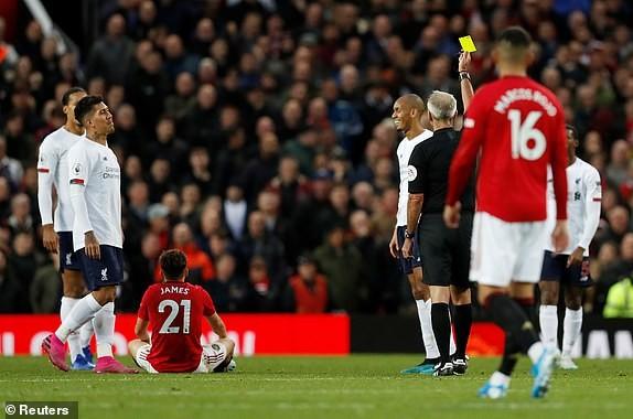 VAR 2 lần trợ giúp, M.U vẫn không thắng được Liverpool ảnh 14
