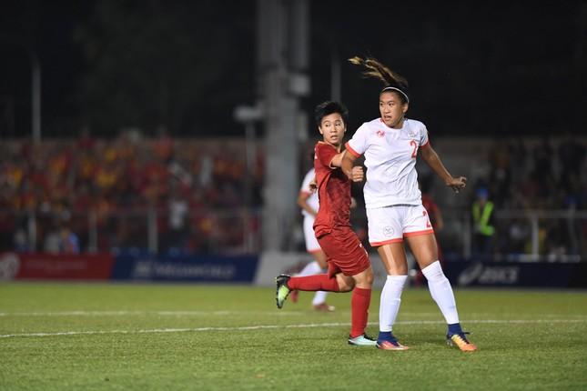 Tuyển nữ Việt Nam tái đấu với Thái Lan ở chung kết SEA Games 30 ảnh 7