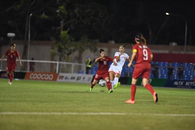 Tuyển nữ Việt Nam tái đấu với Thái Lan ở chung kết SEA Games 30 ảnh 5