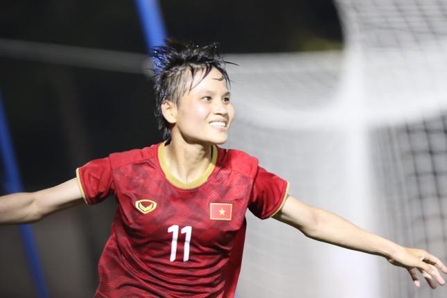 Tuyển nữ Việt Nam tái đấu với Thái Lan ở chung kết SEA Games 30 ảnh 10