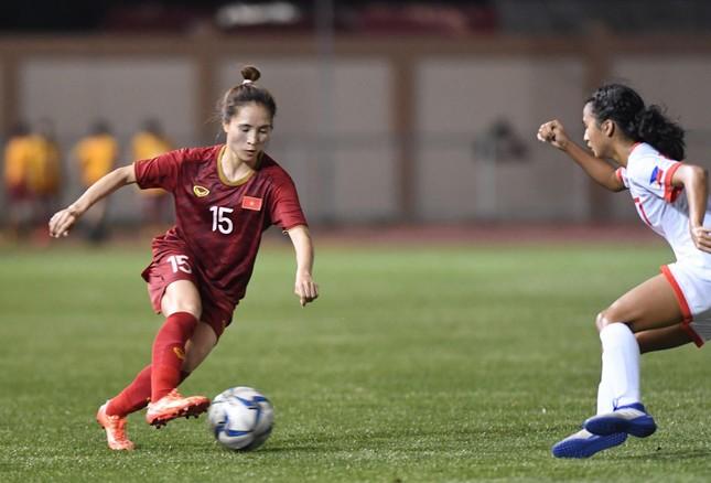 Tuyển nữ Việt Nam tái đấu với Thái Lan ở chung kết SEA Games 30 ảnh 9