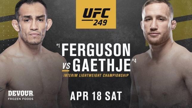 'Kẻ bất bại' Khabib mắc kẹt vì COVID-19, UFC 249 vẫn diễn ra ảnh 1