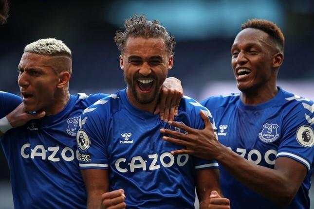 Calvert Lewin 'nổ súng', Everton quật ngã Tottenham ảnh 11