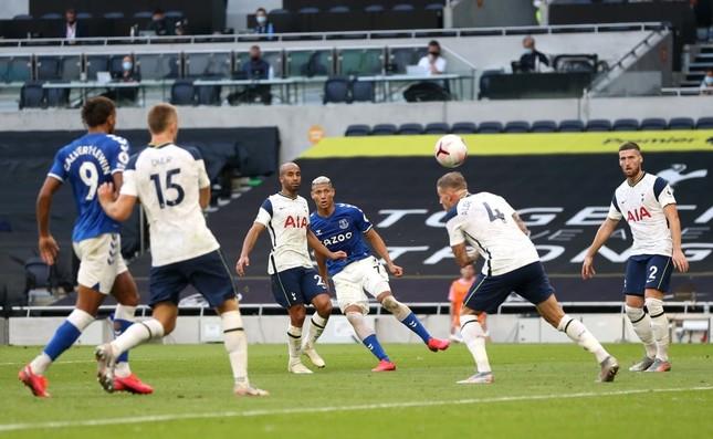Calvert Lewin 'nổ súng', Everton quật ngã Tottenham ảnh 12