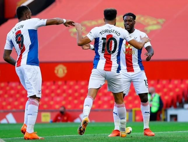 M.U 1-3 Crystal Palace: Ác mộng ở trận ra quân ảnh 11
