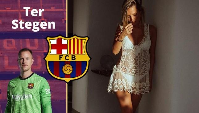 Dàn mỹ nhân nóng bóng đốt cháy 'Siêu kinh điển' Real vs Barca ảnh 12