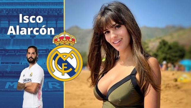 Dàn mỹ nhân nóng bóng đốt cháy 'Siêu kinh điển' Real vs Barca ảnh 5