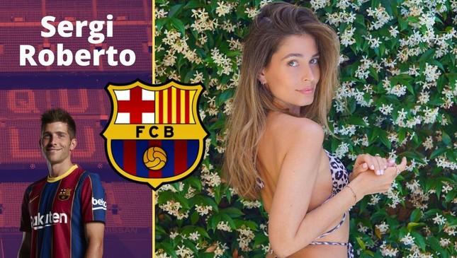 Dàn mỹ nhân nóng bóng đốt cháy 'Siêu kinh điển' Real vs Barca ảnh 13