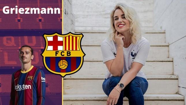 Dàn mỹ nhân nóng bóng đốt cháy 'Siêu kinh điển' Real vs Barca ảnh 11