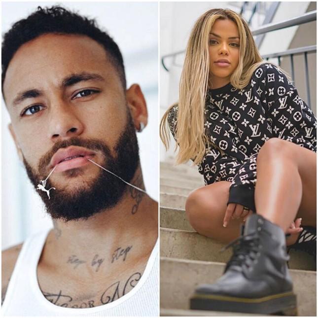 Vẻ đẹp của nữ ca sĩ khiến ngôi sao Neymar quên lối về ảnh 1
