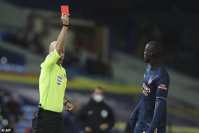 Nicolas Pepe dùng 'thiết đầu công', Arsenal chia điểm cay đắng ảnh 1