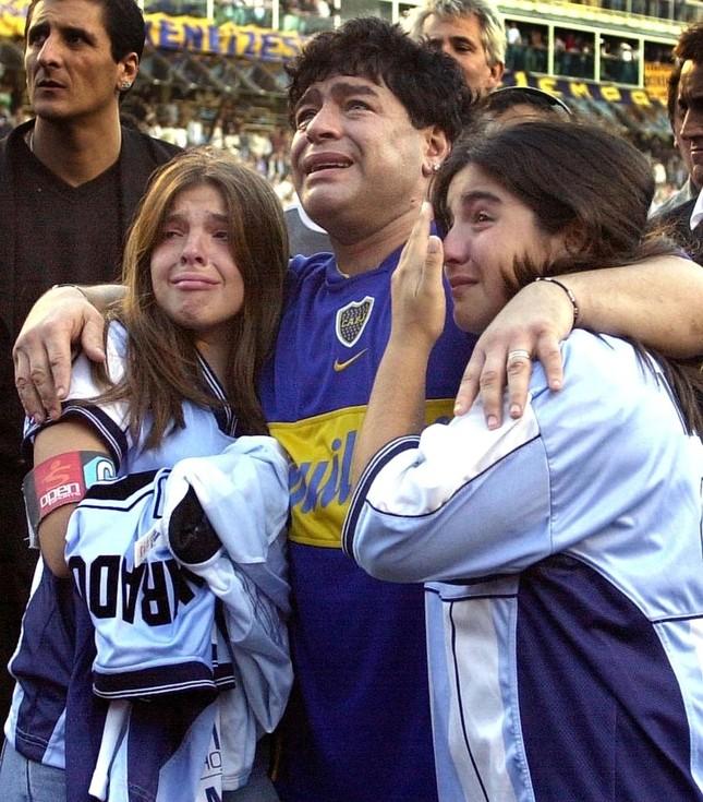 Diego Maradona: Khi người đàn ông khóc ảnh 3