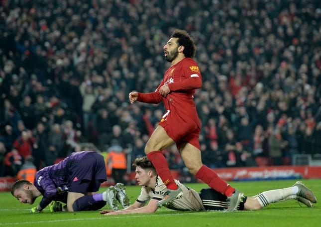 Lịch thi đấu Ngoại hạng Anh 17/1: Rực lửa đại chiến Liverpool vs M.U ảnh 1