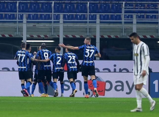Thua Inter Milan, HLV Juventus trút giận lên học trò ảnh 1