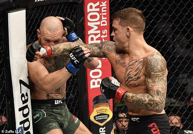 'Gã điên' McGregor bị đấm sấp mặt, thua sốc chiếu dưới ảnh 2