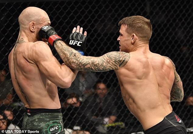 'Gã điên' McGregor bị đấm sấp mặt, thua sốc chiếu dưới ảnh 3
