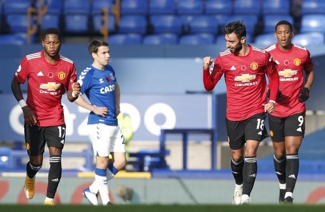 Lịch thi đấu Ngoại hạng Anh 6/2: M.U tái đấu Everton ảnh 1