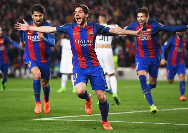 Lịch thi đấu Champions League: Duyên nợ Barca - PSG ảnh 1