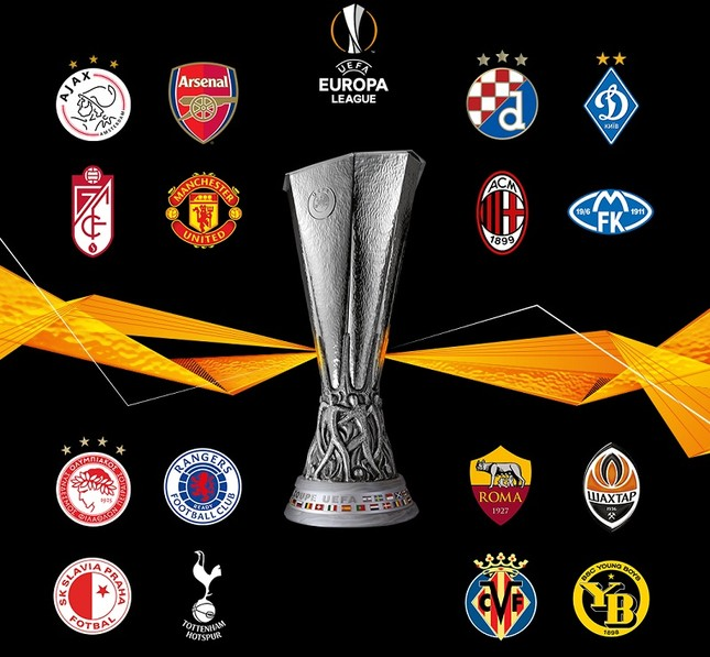 Điểm mặt 16 đội bóng dự vòng 1/8 Europa League ảnh 1