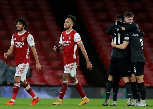 Ngoại hạng Anh: Arsenal đòi nợ ở Tuf Moor? ảnh 1
