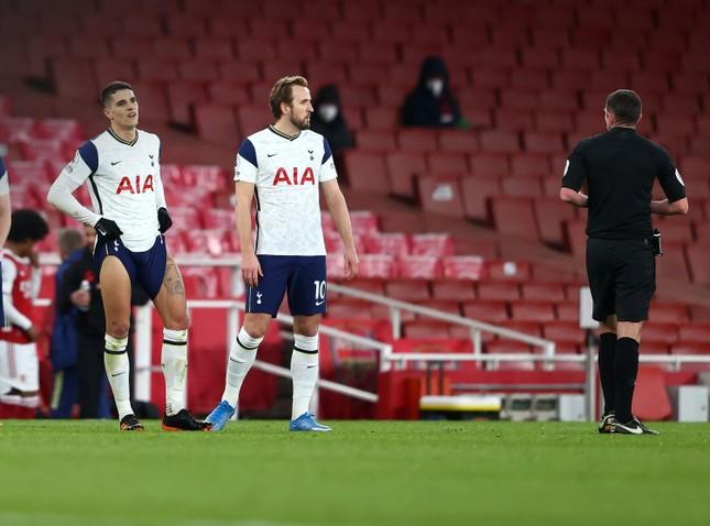 Tottenham thua ngược Arsenal ảnh 1