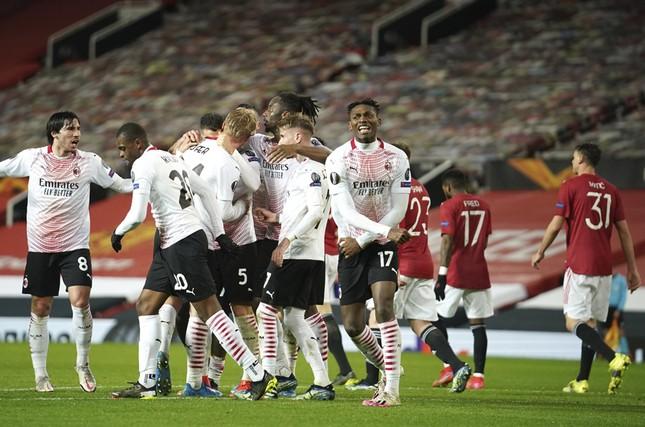 Lịch thi đấu Europa League: 'Tử chiến' AC Milan vs M.U ảnh 1
