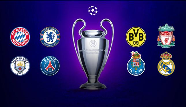 Tứ kết Champions League: Nín thở chờ đại chiến ảnh 2