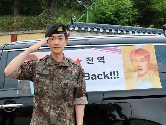 Showbiz châu Á 20/7: Jungkook (BTS) dẫn đầu lượt tìm kiếm Google, Cúc Tịnh Y đẹp như mộng ảnh 2