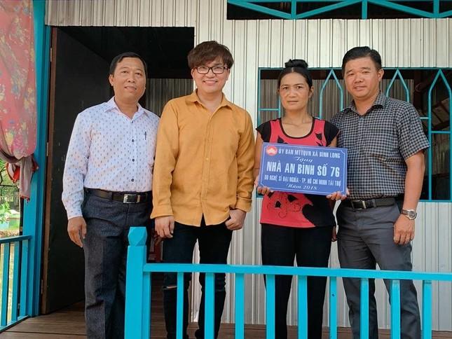 MC Đại Nghĩa tổ chức mổ mắt miễn phí cho người nghèo mỗi tháng ảnh 2
