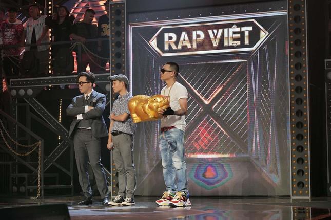 'Rap Việt' lập siêu kỷ lục lượt xem, đồng dao 'Bắc Kim Thang' gây nổi da gà ảnh 5